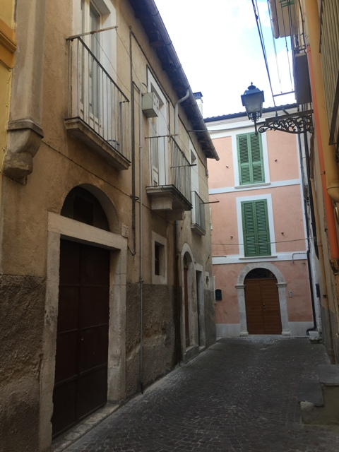 PROPERTY IN SULMONA - REF.: BF-56406